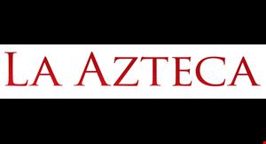 La Azteca logo