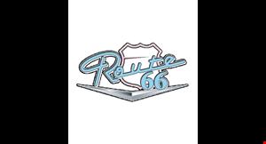 Route 66 Restaurant logo