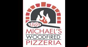 Michael's  Woodfired Pizzeria logo