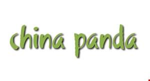 China Panda Asian Cuisine logo