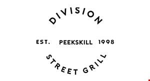Division Street Grill logo