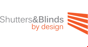 Shutters & Blinds By Design logo
