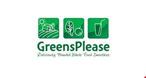 Greens Please logo