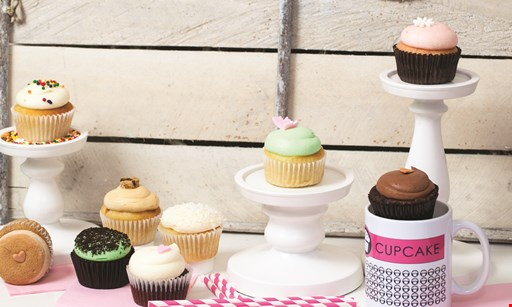 Product image for Lancaster Cupcake 20% off ANY PURCHASE of $25 or more.
