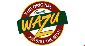 Product image for THE ORIGINAL GREAT WAZU $15 For $30 Worth Of Casual Dining