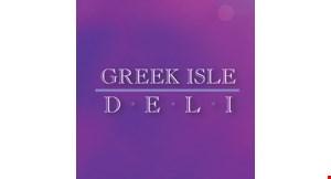 Greek Isle Deli logo
