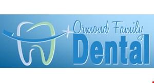 Ormond Family Dental logo