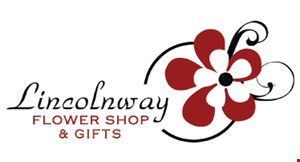 Product image for Lincolnway Flower Shop & Gifts $10 off any purchase of $75 or more