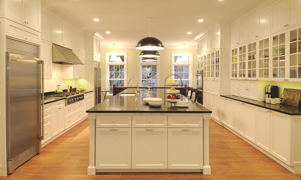 Product image for Euphoria Kitchens $750 off any kitchen or bathroom cabinetry of $6,000 or more. $1500 off any kitchen or bathroom cabinetry of $12,000 or more. .