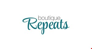 Boutique Repeats & Gifts logo