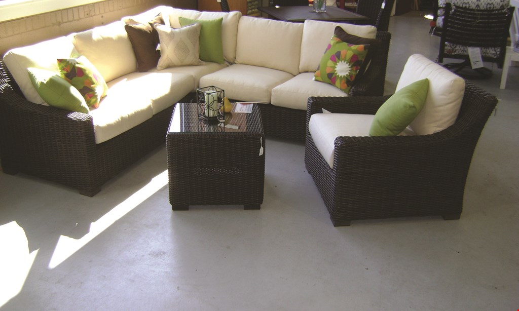 Product image for Patio Place Classic Outdoor Furniture SPRING SALE 40% OFF All Lloyd Flanders Furniture Through 4/24/21.