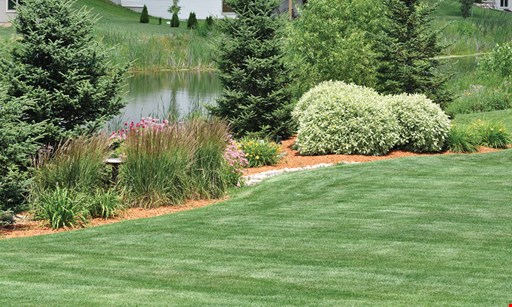 Product image for Emerald Green Landscapes, LLC $21.95 first lawn treatment