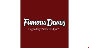 Product image for Famous Dave's Free brisket nachos