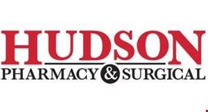 Hudson Pharmacy & Surgical logo