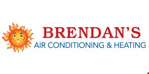 BRENDAN'S AIR CONDITIONING & HEATING logo