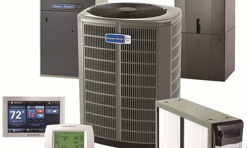 Product image for BRENDAN'S AIR CONDITIONING & HEATING Free estimate on system replacement.