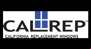 California Replacement logo