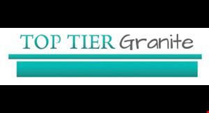 Top Tier Granite logo