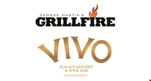 George Martin's Grillfire logo