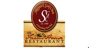 Skippack Golf Club and The Farm House Restaurant logo