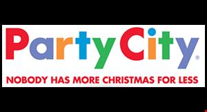 PARTY CITY NORTHERN VIRGINIA logo
