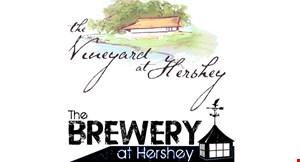 The Vineyard at Hershey & The Brewery at Hershey logo