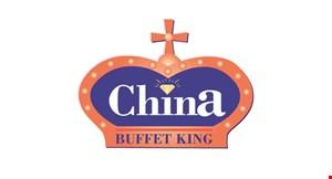 China Buffet King III logo