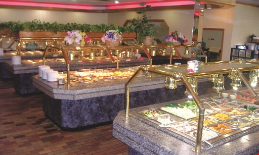 Product image for China Buffet King III 15% off lunch, dinner buffet or take-out