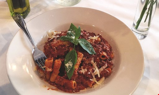 Product image for Mannino's Cucina Italiana Complimentary $10 toward your next dining experience of $60 or more