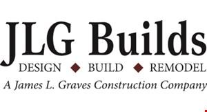JLG Builds logo