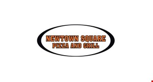 Newtown Square Pizza and Grill logo