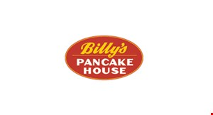 Billy's Pancake House logo