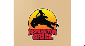 Product image for Remington Grill $5 off Any Purchase of $20 or more
