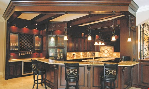 Product image for Master Custom Furniture Designs, Inc $500 off any custom kitchen