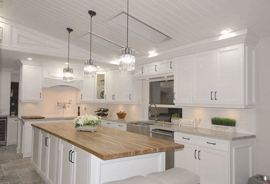 Product image for Master Custom Furniture Designs, Inc $500 off any custom kitchen.