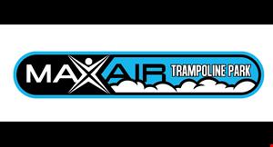 Max Air Trampoline Park logo