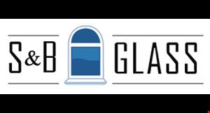 S & B Glass and Windows, LLC logo