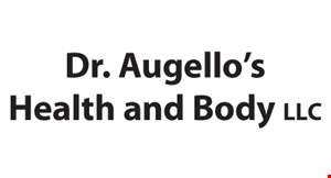 Product image for Dr. Augello's Health and Body $250 off Any Full Service Program.