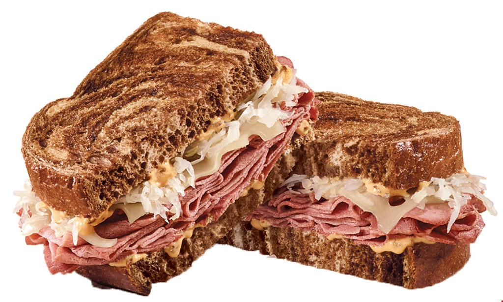 Product image for Arby's $3.99 loaded Italian.