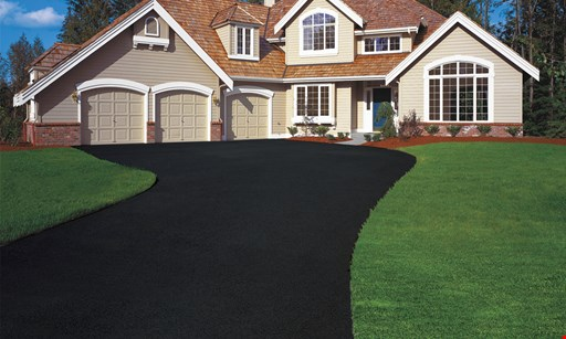 Product image for E S Paving $600 offany new concrete or asphalt work over $3,500.