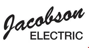 Jacobson Electric logo