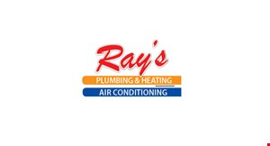 Ray's Plumbing & Heating, Air Conditioning logo