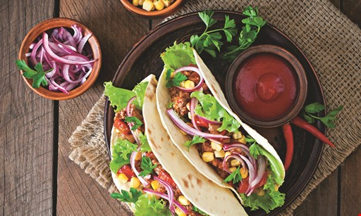 Product image for Forest Mexican Cantina 50% off lunch.