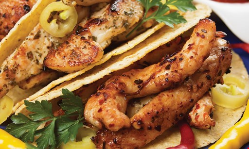 Product image for Tacos and Tequilas Mexican Grill $5 off total of $30 or more.