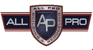 All-Pro Remodeling logo