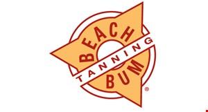 Beach Bum Tanning logo