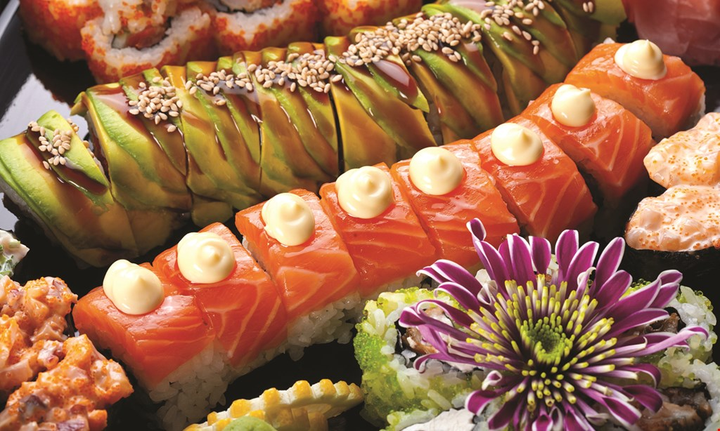 Product image for Sushi Kawa $10 OFF your purchaseof $60 or more, not including tax