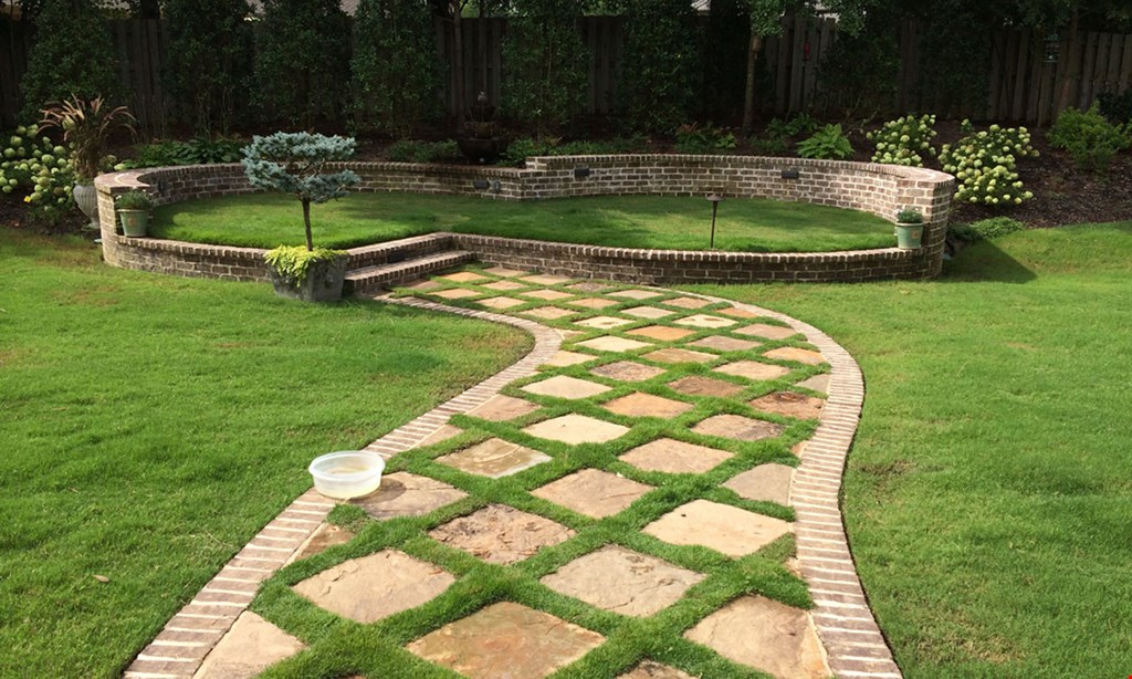 Product image for Solo Landscape, LLC $300 off any new landscape or hardscape installation project