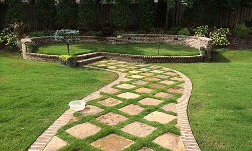 Product image for Solo Landscape, LLC 10% off any new landscape or hardscape installation project of $3,000 or more.