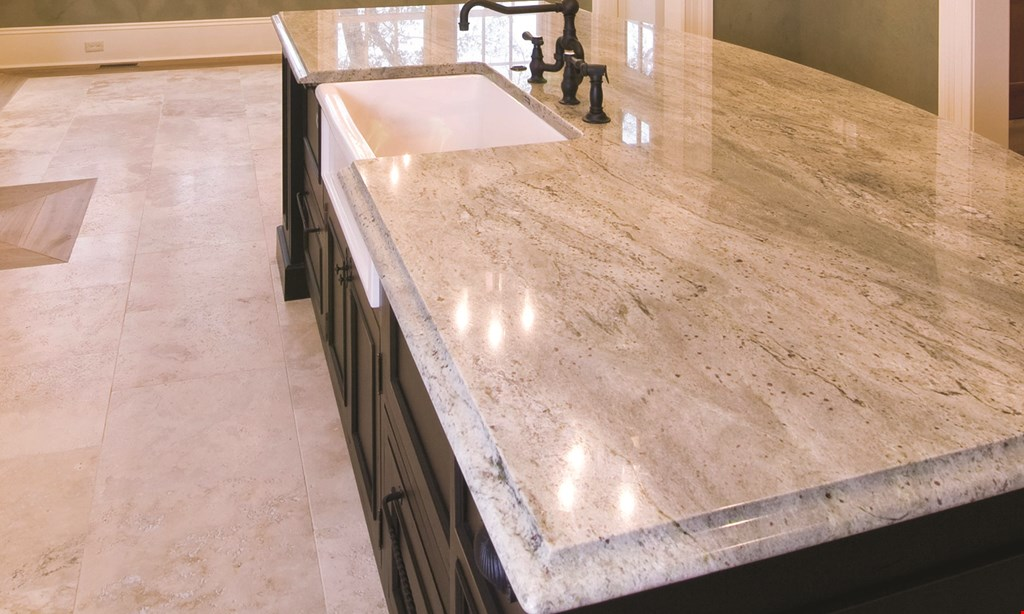 Product image for Granite Works LLC Only $2800 quartz countertop package includes up to 40 sq ft of Quartz (25 colors to choose from), under mount sink cutout and polish, template and installation. Additional packages available. Cambria quartz packages available, call for pricing.